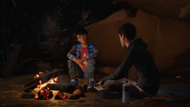 Life Is Strange 2 Launch Trailer Shows More People, Strangeness