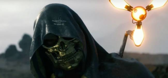 New Death Stranding Trailer Introduces Troy Baker's Character