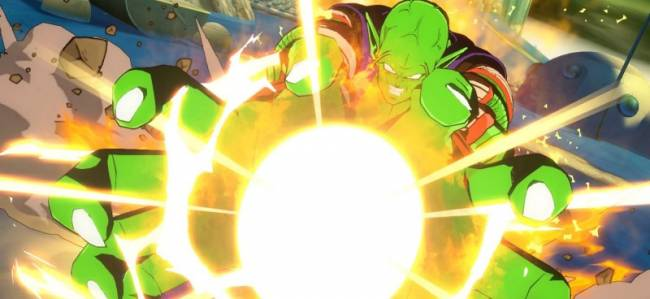 Dragon Ball FighterZ Switch Launch Trailer Takes The Fight Outside