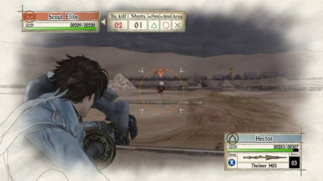 Valkyria Chronicles Is Coming To Switch