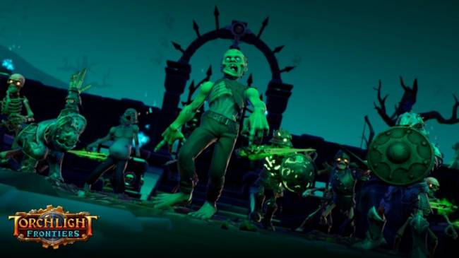 Hands-On With Torchlight Frontiers At PAX West 2018