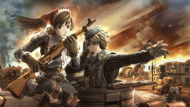 The Original Valkyria Chronicles Coming To Switch In October