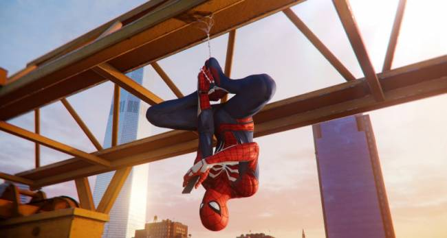 Free Spider-Man PlayStation 4 Theme Available Now