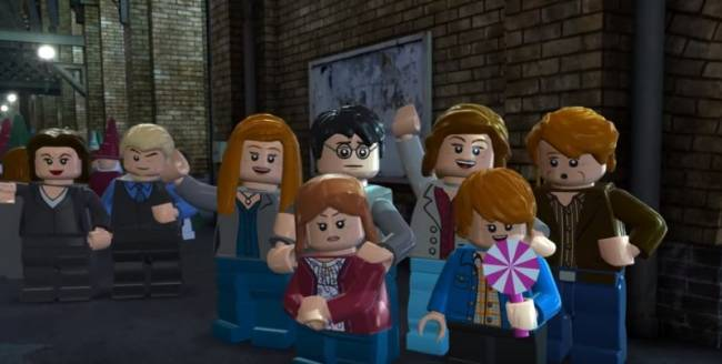 Lego Harry Potter Collection Announced For Switch, Xbox One