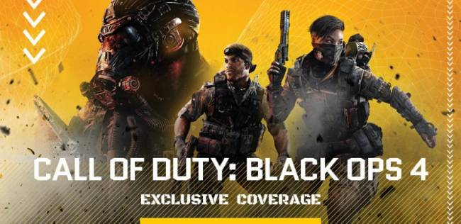 Black Ops 4 Brings The Battle With A Blackout Trailer