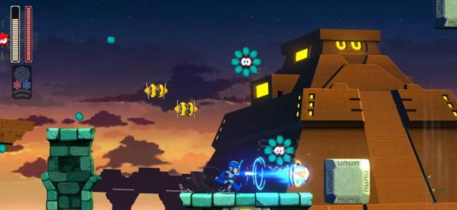 Mega Man 11 Demo Released on Switch
