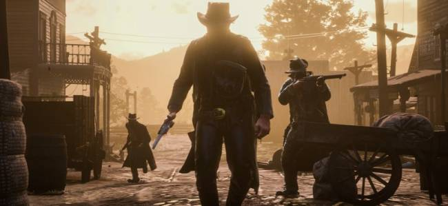 Rockstar Introduces Red Dead Redemption II's Cast