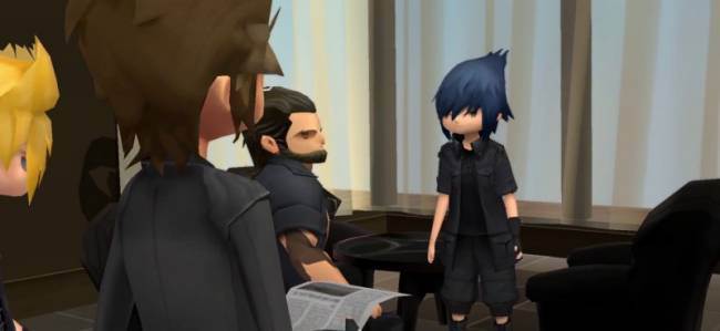 Final Fantasy XV Pocket Edition Comes To PlayStation 4, Xbox One, And Switch
