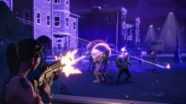 Fortnite 5.40 Update Drops/Adds Guns