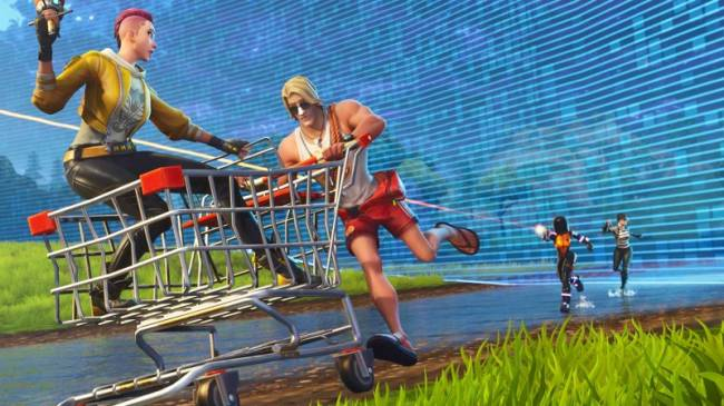 Fortnite On Switch Removes Video Capture Function