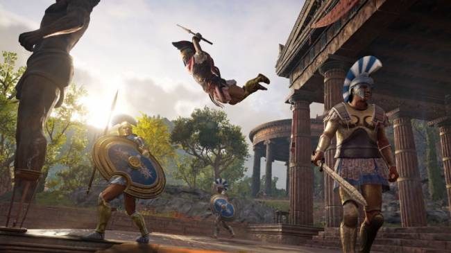 Assassin's Creed Odyssey Season Pass Includes Remasters Of Third Game And Liberation