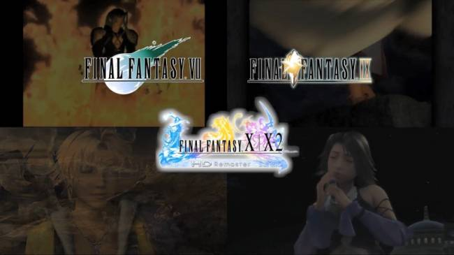 Final Fantasy VIII, IX, X, X-2, XIII, Chocobo's Mysterious Dungeon, And World Of Final Fantasy Are Coming To Switch In 2019