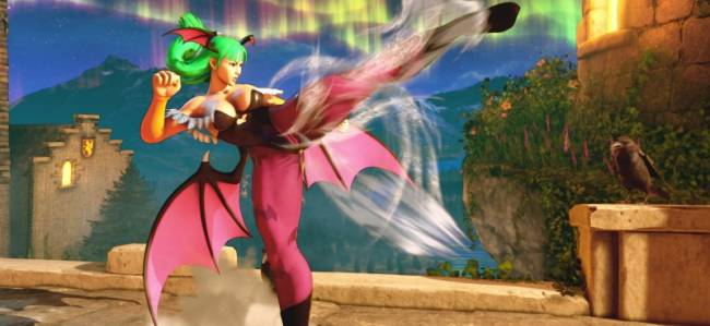 More Darkstalkers Costumes Come To Street Fighter V