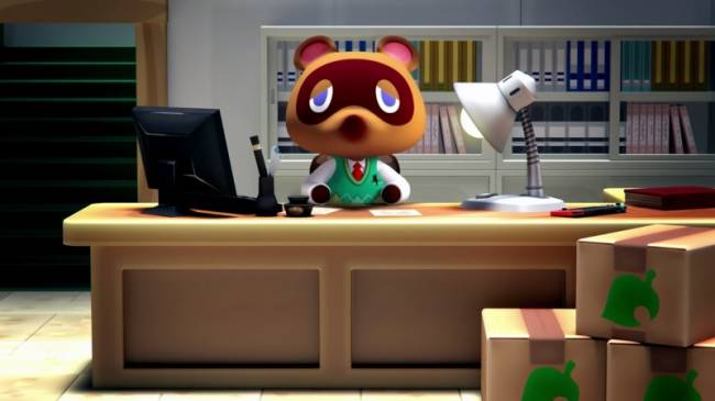 Animal Crossing Coming To Switch In 2019