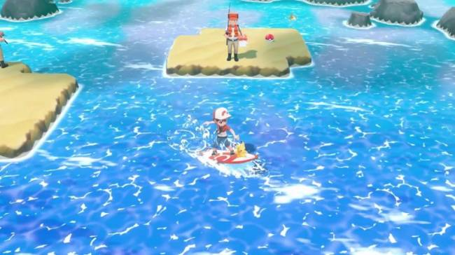Your Partner Pokémon Can Learn Special Abilities In Let's Go, Pikachu And Eevee