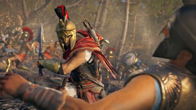Assassin's Creed Odyssey Has Gone Gold
