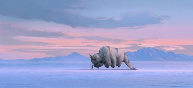 Netflix Producing A Live-Action Avatar: The Last Airbender Series