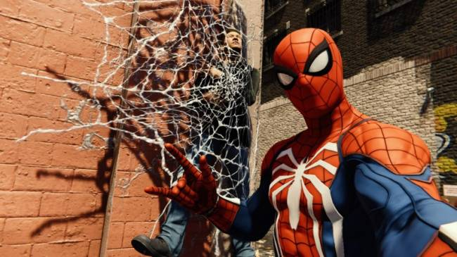 Spider-Man Is Now Sony's Fastest-Selling PlayStation Title Ever