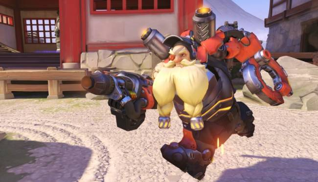 Overwatch's Torbjörn Undergoing A Major Rework
