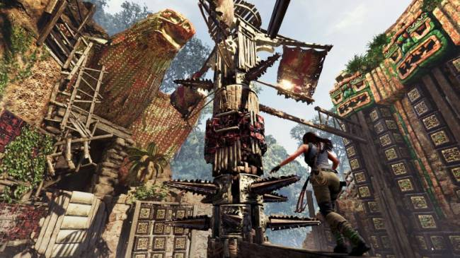 Fan Discovers Alternative Post-Credits Scene In Shadow Of The Tomb Raider