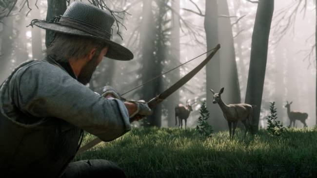 A Glimpse Into Red Dead Redemption II's Amazing Wilderness