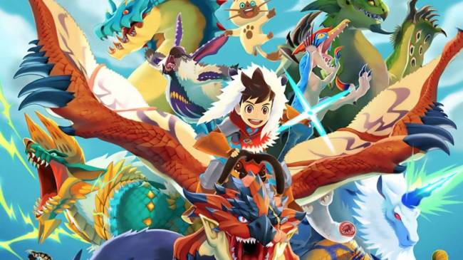 Monster Hunter Stories Now Out On Mobile Devices