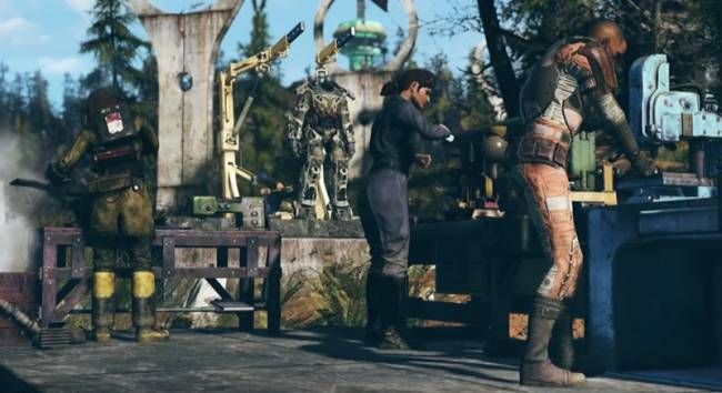 Fallout 76 Doesn't Support Crossplay Despite Sony's Policy Change
