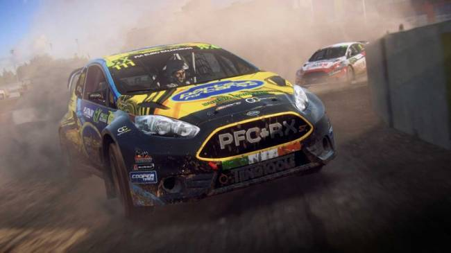 Dirt Rally 2.0 Coming From Codemasters In February