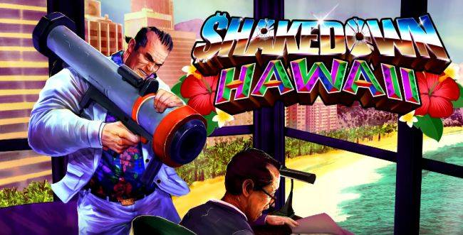 Shakedown Hawaii, the Retro City Rampage follow-up, has a new gameplay trailer