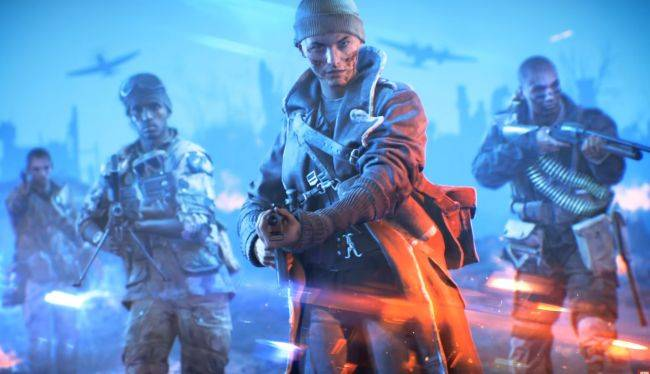 Battlefield 5 open beta has a profanity filter, PC graphics settings detailed