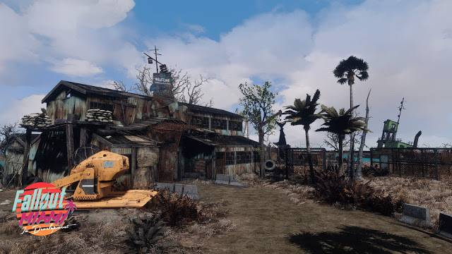 Fallout Miami mod details story beginnings and joinable Enclave faction