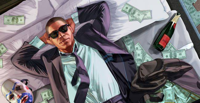 Play GTA Online this week and get $1.15 million of free in-game money