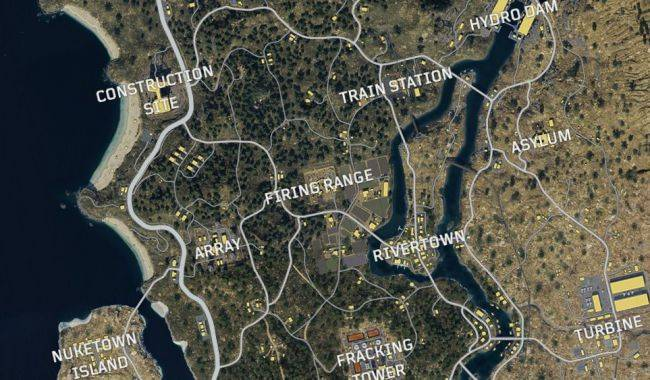 Call of Duty: Black Ops 4 battle royale map revealed