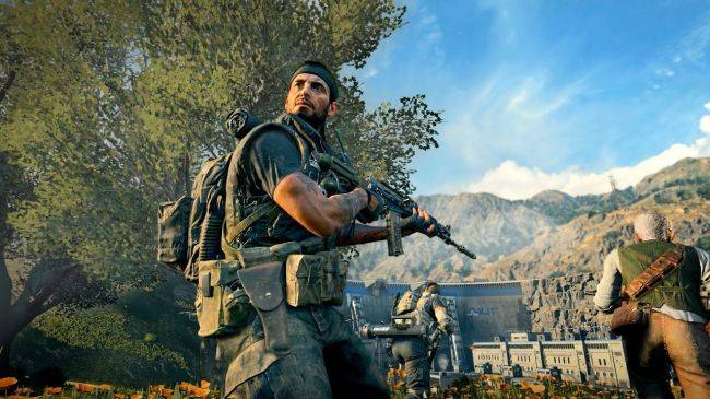 Watch the Call of Duty: Black Ops 4 battle royale gameplay trailer