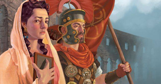 Stop a plague of barbarians, not viruses, in Pandemic: Fall of Rome