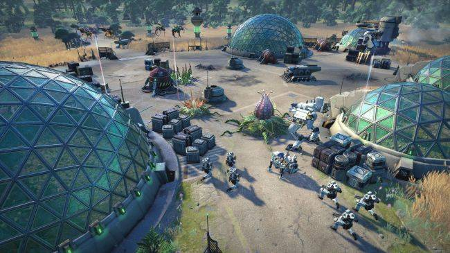 Watch the first gameplay footage from Age of Wonders: Planetfall