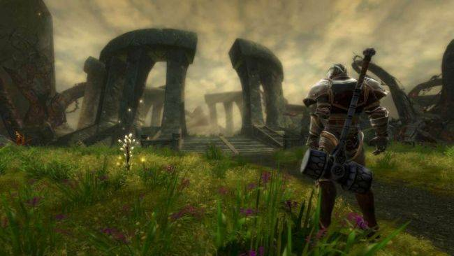 A Kingdoms of Amalur remaster probably can't happen unless EA agrees