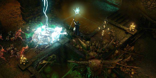 Warhammer: Chaosbane is an action-RPG that looks a bit familiar