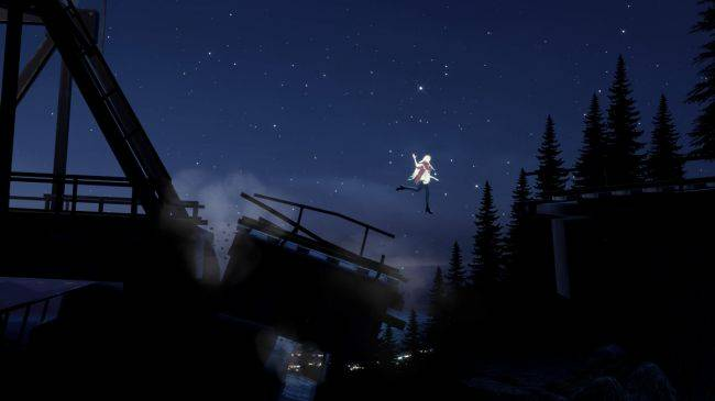 Swery's grisly platformer, The Missing, is coming next month