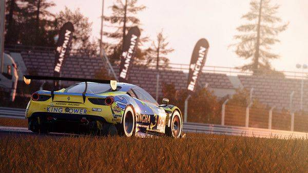 Assetto Corsa Competizione has launched into Early Access