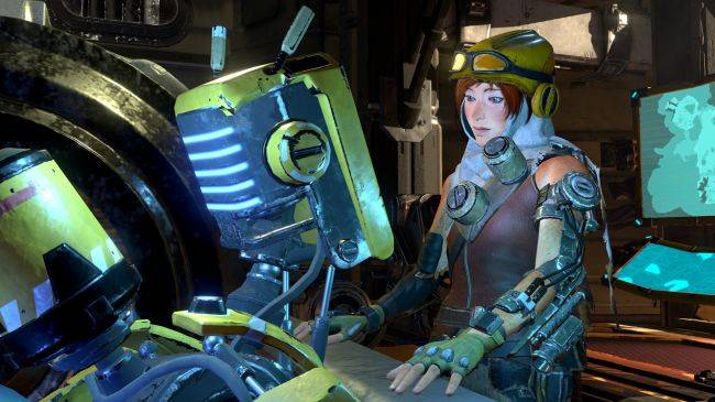 ReCore: Definitive Edition and four other former Windows Store exclusives are now on Steam