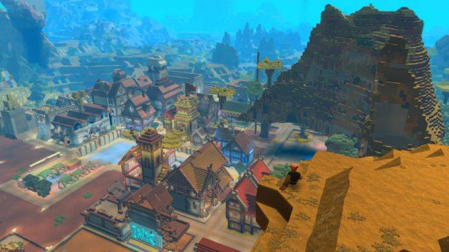 Boundless, the freeform MMO from former Lionhead and EA devs, leaves Early Access