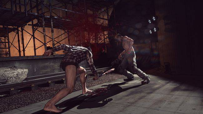 Free hack-and-slasher Let It Die, from Killer7 devs, comes to PC September 26