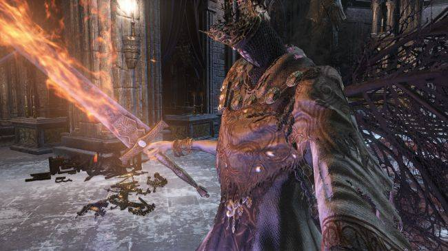 After 200 hours of work, all 46 of Dark Souls 3's lore epitaphs have been found