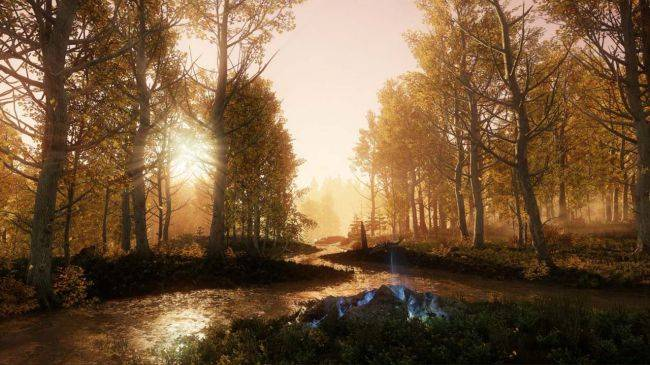 Amazon's MMO, New World, shows off its diverse locations in new screenshots