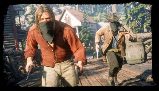 Red Dead Redemption 2 shows off new towns and areas