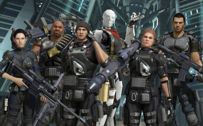 Get Binary Domain for $1 in the latest Humble Bundle