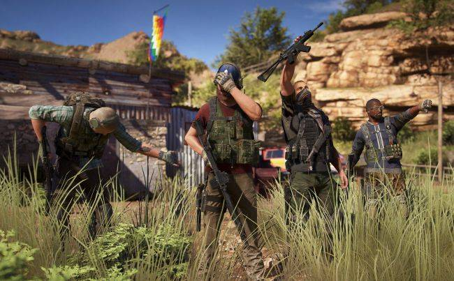 Ghost Recon Wildlands is free to try this weekend