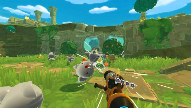 Slime Rancher is getting a free VR update