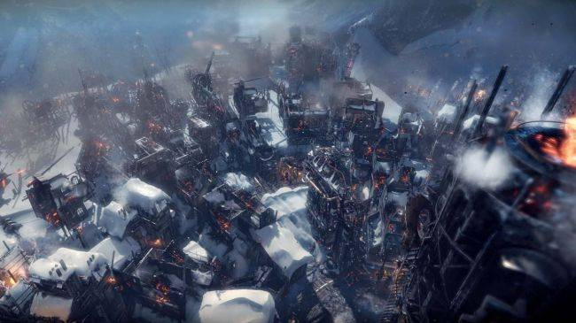 Frostpunk's new expansion is out now, celebrates with two new trailers